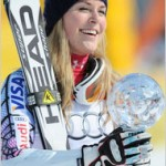 Vonn Wins 3rd Straight World Cup