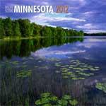 2012 Minnesota Wall Calendar