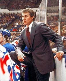 Herb Brooks - 1980 Olympics