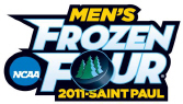 2011 Frozen Four Logo